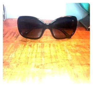 Bvlgari diamond polarized sunglasses